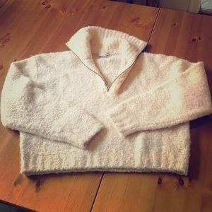 new Wilfred free  crop sweater